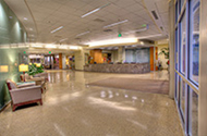 Northwest Hospital Lobby