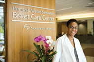 Herman & Walter Samuelson Breast Care Center